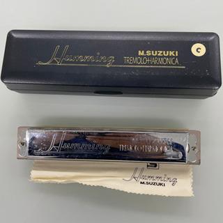 M.SUZUKI ハーモニカ C
