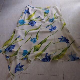 【ネット決済】フレアスカート、Mサイズ