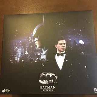 ホットトイズ バットマン&ブルース・ウェイン(マイケル・キートン...
