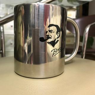 BOSSステンレスマグカップ