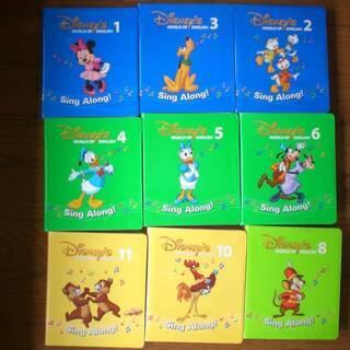 DVD CD Disney World Of English デ...