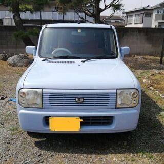 ♥【車検 来年令和4年7月まで】♥ラパン Gセレクション HE21S