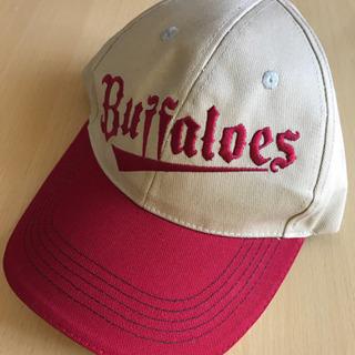 新品 バッファローズ 野球帽