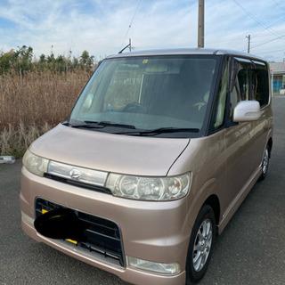 【ネット決済】タントカスタムl350s、車検R4.6迄