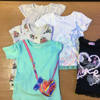 〈子供服👚〉女児子供服 サイズ110   〈5着セット〉