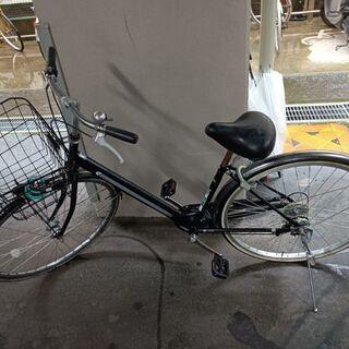 自転車🚲値下げ。新品に近いです