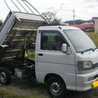 ハイゼット ダンプ 軽トラ 4WD 部品取り