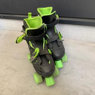 子供用のローラースケート