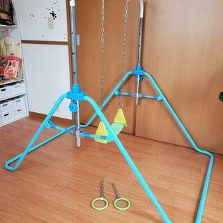 【ネット決済】子供用ブランコ(折り畳み可能)