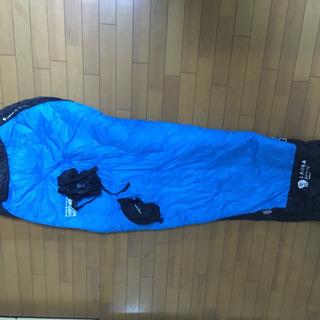 マウンテンハードウェア 寝袋 ラミナ-1℃