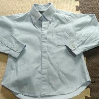 コムサイズム シャツ 100cm