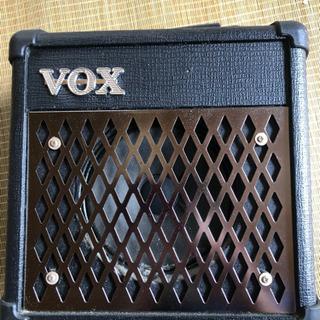 ギターアンプ VOX / DA5 ボックス acアダプタ無し