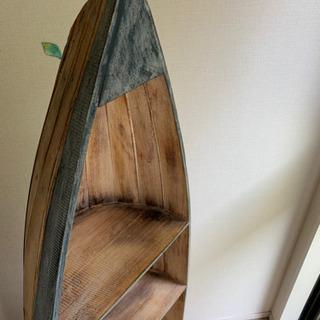 【ネット決済】おしゃれな舟のラック