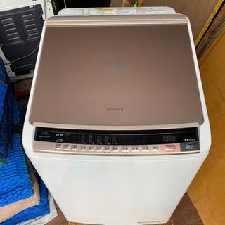 【2018年式】日立 7kg  洗濯乾燥機 今週土日限定‼️