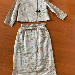 チャイナセパレートドレス