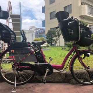【取引中】直接引き取り限定■ジャンク品■子供乗せ電動自転車