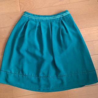 ▫︎anySiS  スカート  グリーン Mサイズ