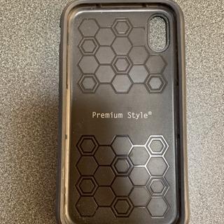 iPhoneXRのカバー