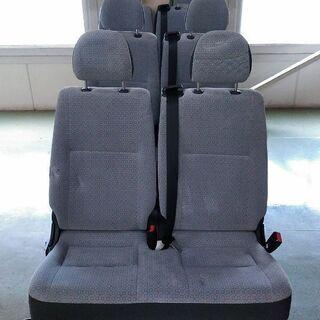 ワゴン車 トヨタ ハイエース GL 椅子 チェアー 3列目 4列...