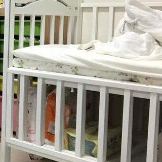 【ネット決済】【受け渡し決定】日本製 SLEEPY ベビーベット...