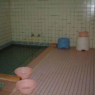 公衆浴場 管理人  居酒屋