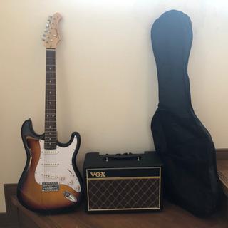 美品 エレキギター&アンプセット