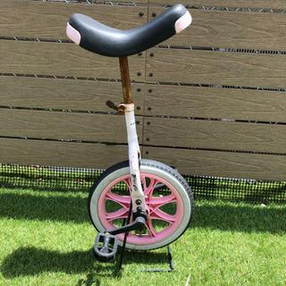 一輪車 子供用 スタンド付き