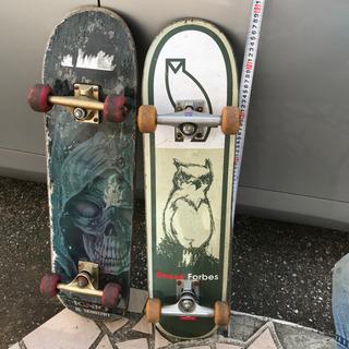 スケボー スケートボード 長さ78.5cm 2枚まとめ売 USE...