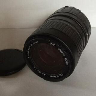 SIGMA 100-300 4.5-6.7DL Nikon Fマウント