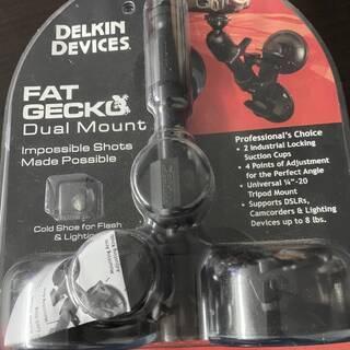 【ネット決済】デルキン DELKIN 2点支持 カメラマウント ...