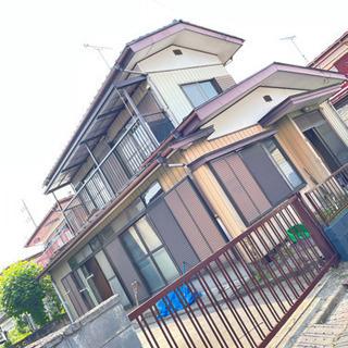 玉戸駅✨9分✨4DK 74.53平米🌟家賃55000円🌟