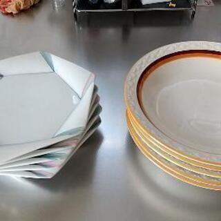 お皿 5枚×2