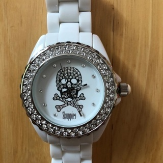 【ネット決済】ラインストーン キラキラ腕時計✨