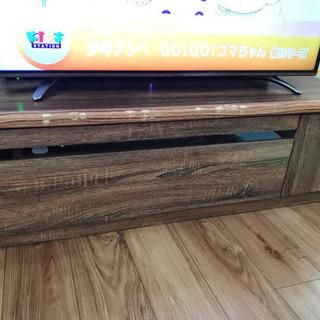 【ネット決済】木目調のオシャレなテレビ台