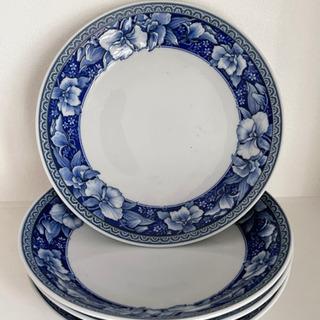 テーブルウェア 平皿4枚セット