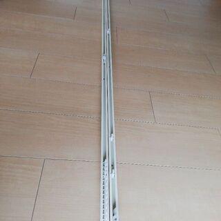 【ネット決済】カーテンレール 386mm