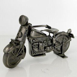 インディアン Indian ヤマハオートセンター 金属製 バイク...