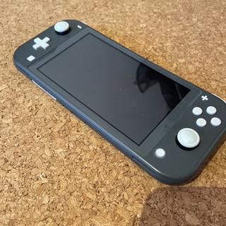 【メルカリ相場即渡】Nintendo Switch Liteグレー