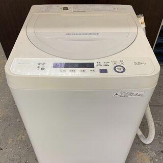 洗濯機 シャープ ES-GE5A 5.5kg 2017年製