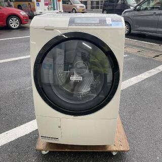 日立 ドラム式洗濯乾燥機 洗濯10kg 乾燥6kg 2014年製...
