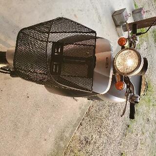 ホンダ トゥデイAF67 バイク