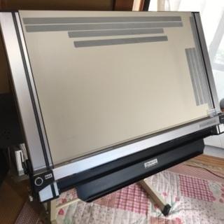 製図板ドラフター