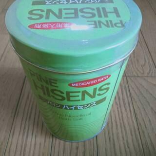 【未使用】 薬用入浴剤 パイン ハイセンス 2.1kg 1缶 直...