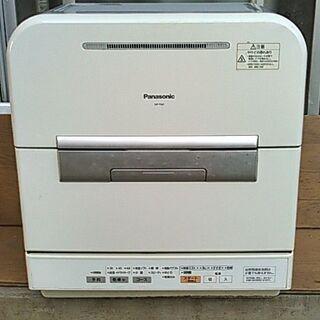 ◆パナソニック Panasonic NP-TM1 パワー除菌ミス...