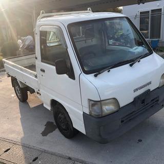 スバル サンバー トラック マニュアル 4WD