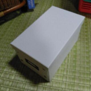 値下げ 組立ボックス 2個あります