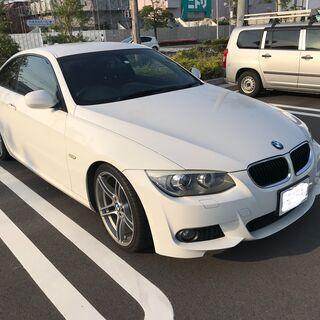 BMW 320iクーペ 後期6速MT