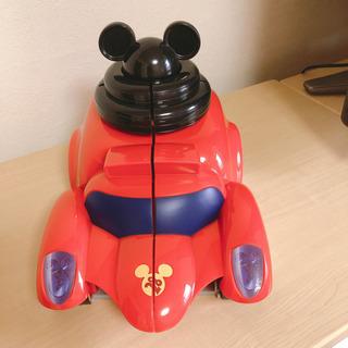 ミッキーの車型オモチャ&小さなぬいぐるみ4種