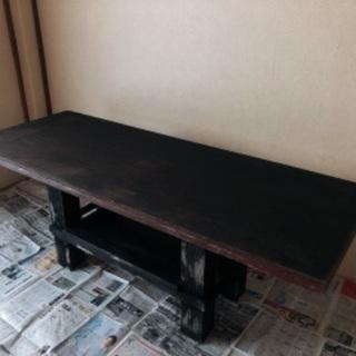 【6/20まで無料!】木製ダイニングテーブルもらってください - 大阪市