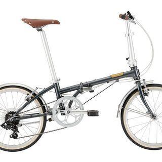 人気の折畳自転車DAHON ボードウォークD7 ブラック …